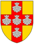 Coat of arms of Baldringen