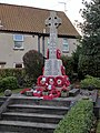 War Memorial, Main Street, Edwinstowe, Notts (1).jpg
