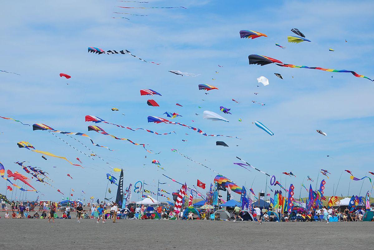 washington state international kite festival wikipedia