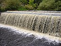Water of Leith weir at Belford - geograph.org.uk - 1342452.jpg