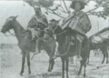 Wayuu on horses 1928.png