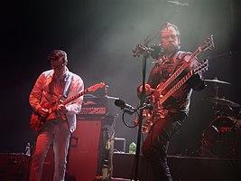 Weezer, Brixton Academy, London (25726791553).jpg