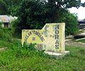 Welcome Gate to Patane V, Porsea, Toba Samosir.jpg