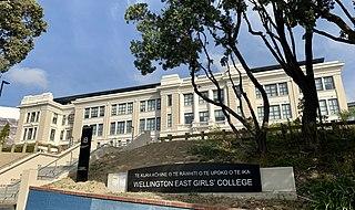 Wellington East Girls College School