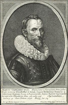 Marcus Gheeraerts, der Jüngere
