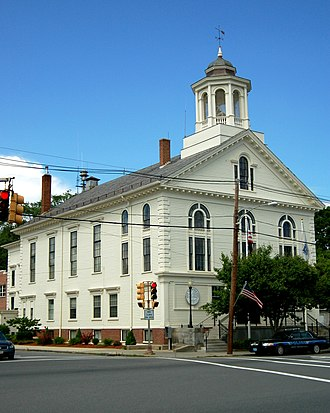 West Brookfield, Massachusetts - Town Hall