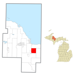 West Branch Township Marquette County Michigan Wikipedia