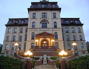 Rensselaer Polytechnic Institute - West Hall