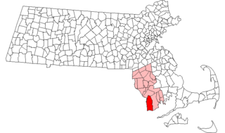 Gooseberry Island (Massachusetts) Island in Massachusetts, United States