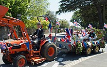 Whitwell Isle of Wight royal wedding