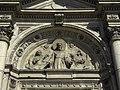 Wien-Josefstadt - Breitenfelder Pfarrkirche - Portal Detail II.jpg