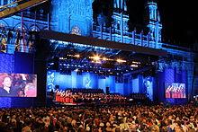 Wien - Festwocheneröffnung 2014, Chor VOX BONA