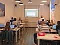 WikiLive 2018 in Serbia, Editing Wikipedia, Nebojša 3.jpg