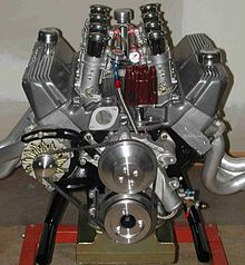 Ford FE engine - Wikipedia
