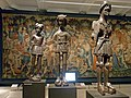 Wikimania 2014 - Victoria and Albert Museum - Three standing figures221068.jpg