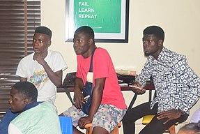 Wikimedia Nigeria celebrates wikidatas 6th anniversaryc2.jpg