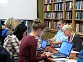 Wikimedia UK Ada Lovelace Day editathon 4.JPG