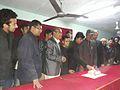 Wikipedia's 16th Birthday celebration in Rangpur (04).jpg