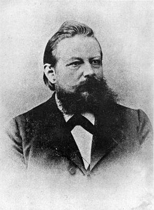 Wilhelm Windelband - Wilhelm Windelband, prior to 1905