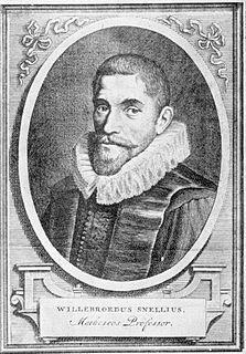Willebrord Snellius Dutch astronomer and mathematician