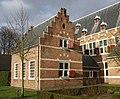 Willemstad - rijksmonument 38963 - Hofstraat 1 - kruitmagazijn 20120115.jpg