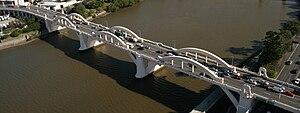 William Jolly Bridge - Image: William Jolly Bridge
