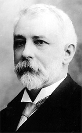William Stevens Fielding - Image: William Stevens Fielding, premier of Nova Scotia