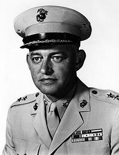 William T. Fairbourn U.S. Marine Corps Major General