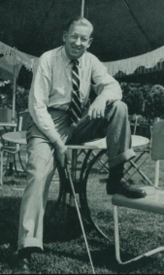 Willie Klein - Image: Willie Klein, pro golfer