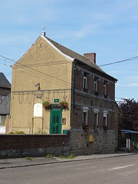 Willies (Nord, Fr) mairie.jpg