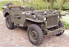 1943 S Jeep