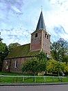 winsum - torenkerk - linksvoor