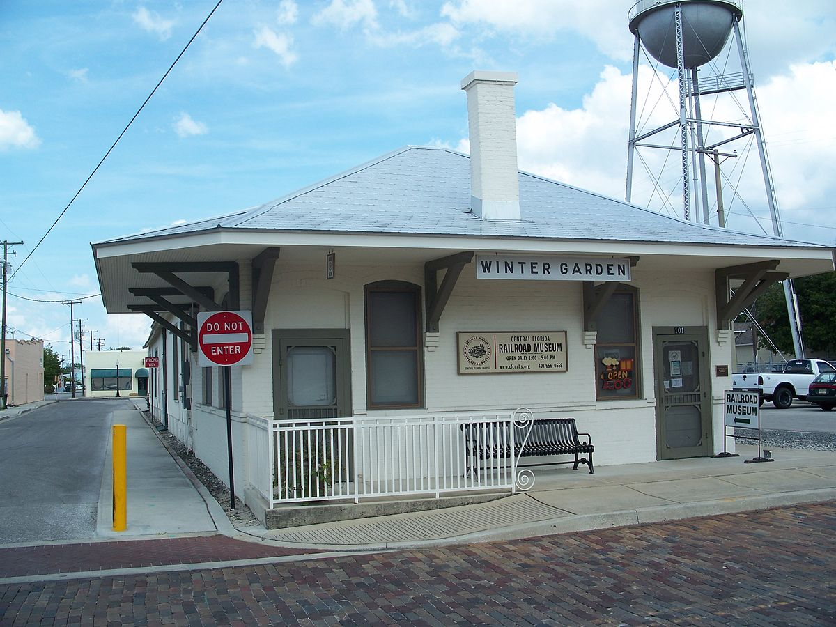 central florida railroad museum wikipedia