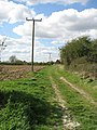 Wisbech and Upwell tramway - Outwell Basin-Dial House Farm - geograph.org.uk - 1242065.jpg