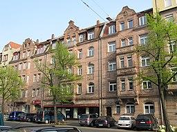 Wodanstraße in Nürnberg