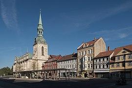 Wolfenbüttel, die Marienkirche Dm en het busstation IMG 5381 2018-07-07 17.52.jpg
