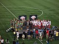 Women's Professional Soccer - 2011 Championship - trophy presentation.jpg