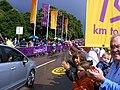 Womens Olympic road race spectators, Richmond Park (7678335328).jpg