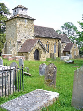 Wotton, Surrey - St John's Church, Wotton