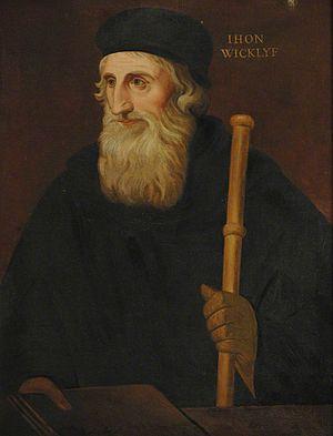 Wycliffe, John (1330-1384)