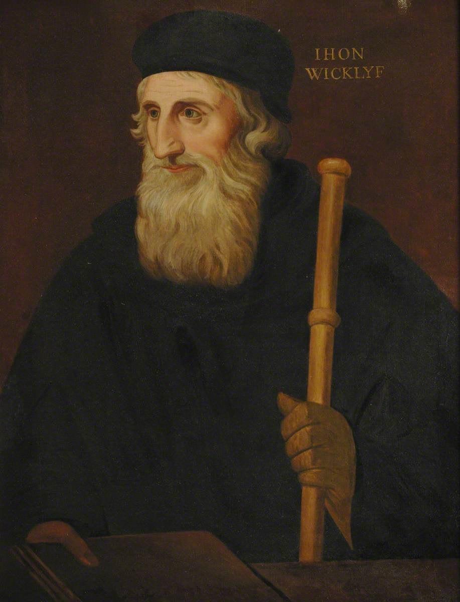 Wycliffe by Kirby