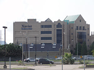 Xavier University of Louisiana - A campus building