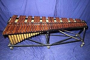 Xylorimba - Xylorimba, range C3-C8