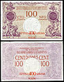 YUG-19-Finance Ministry-Kingdom of Serbs, Croats & Slovenes-400 Kronen (1919).jpg