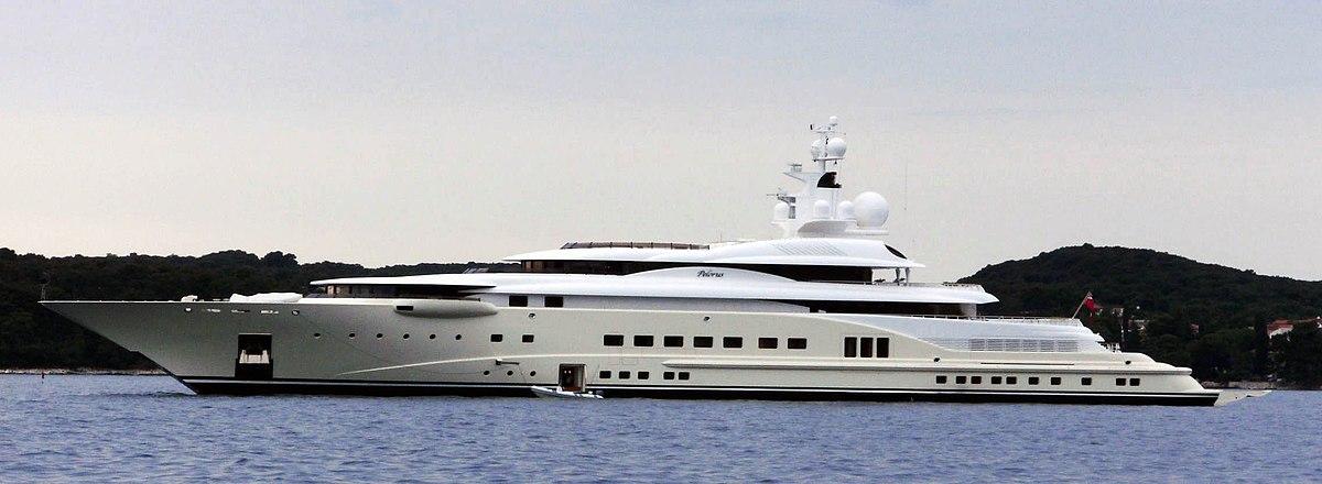 Pelorus (yacht) - Wikipedia