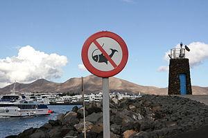 Yaiza Playa Blanca - Calle Salida A Fuerteventura - Port 03 ies.jpg