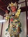 Yangzhou - Jingzhong Temple - statues - P1070163.JPG