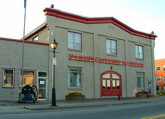 Nova Scotia Museum - Image: Yarmouth NS Firefighters Mus