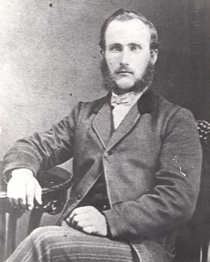 Matthew McCauley (politician) - McCauley in his younger years.