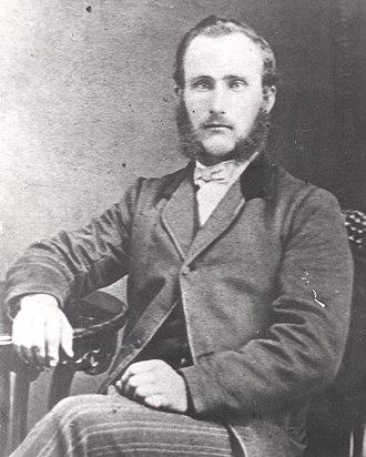 Matthew McCauley (politician) - McCauley in his younger years.